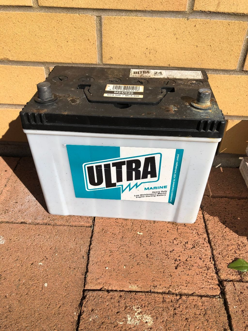 car battery disposal - dead battery recycling