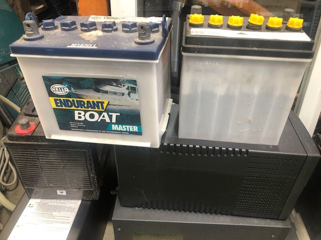 Boat Battery Recycling