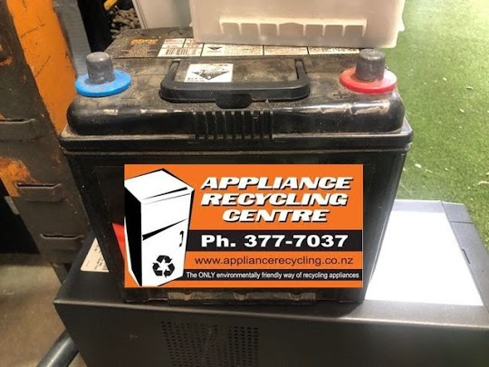 car battery disposal and recycling auckland