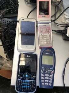 old cell phone recycling Auckland